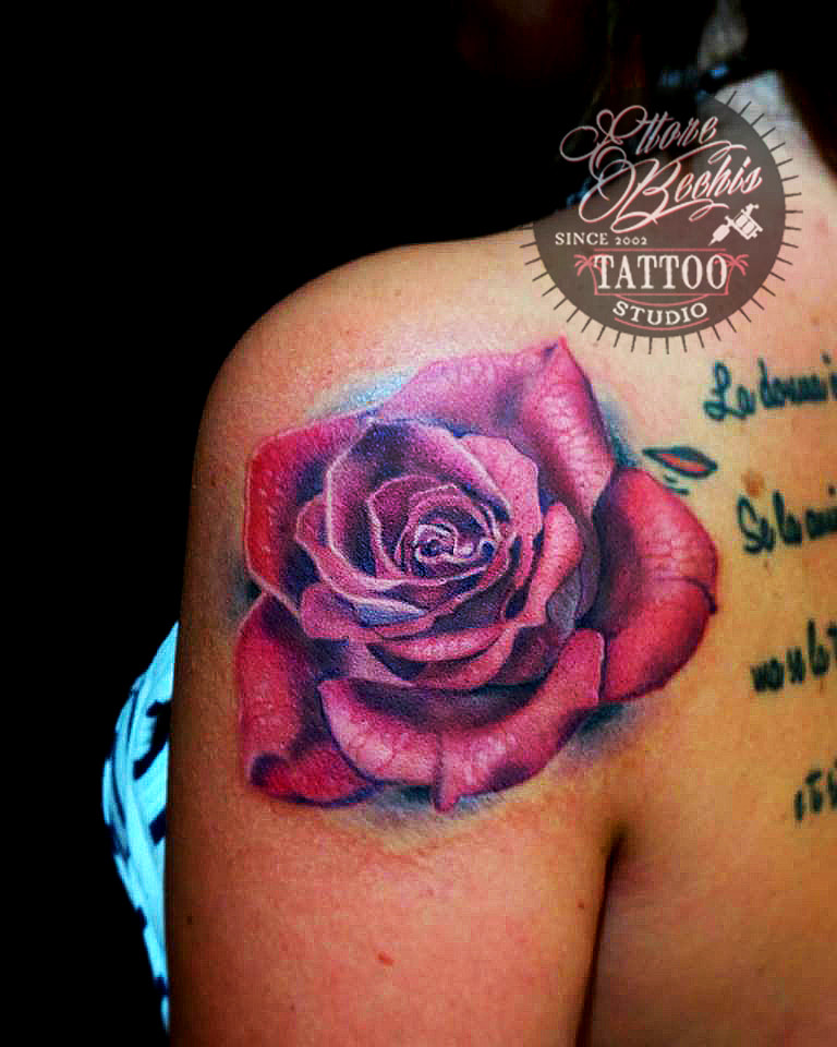 Tattoo ideas gallery Miami Beach - Ettore Bechis Tattoo Studio